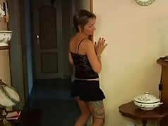 FRENCH PORN 12 anal mature mom threesome groupsex