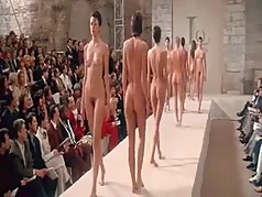 Nude Defile at Paris Fashion Week BVR