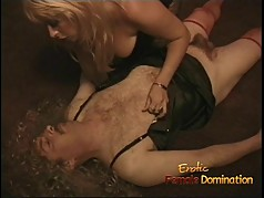 Two naughty studs enjoy having some dungeon fun with a hot