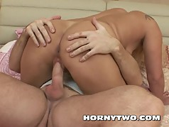 Chubby blonde big cunt MILF masturbating till her young