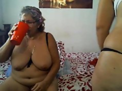 Latina Milf & Mature
