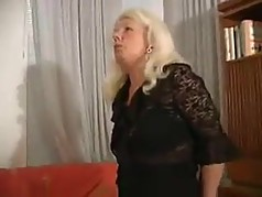 Hot gorgeous mature blonde