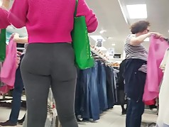 Bubble Butt In Grey
