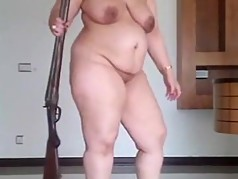 Sexy bomb hunter  milf
