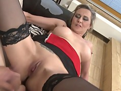 Mature moms addicted to young cocks