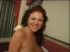 Horny Milf Wendy with a wig ?